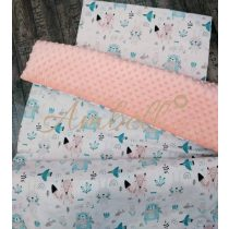 Ambell fodorral díszített ruha