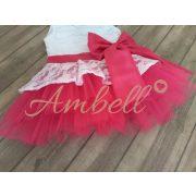 Ambell pink alkalmi ruha