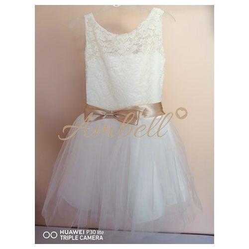 Ambell ecrű színű ruha