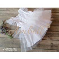 Ambell fehér keresztelő ruha